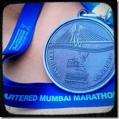 Mumbai Medal